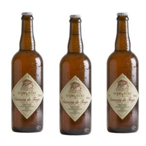 Cervexa artesana O Pepiño 75cl - Pack de 3