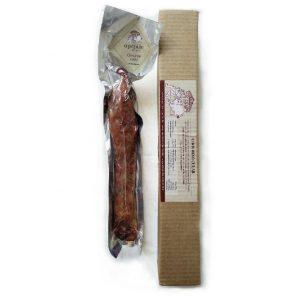 Chorizo cular O Pepiño envasado al vacío con envío a toda la Península en la tienda online