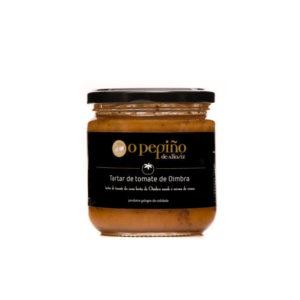 Tartar de tomate de Oimbra en bote al aroma del romero de O Pepiño