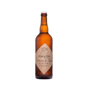 Botella de cerveza artesana O Pepiño de 75cl para comprar online en toda la Península Ibérica