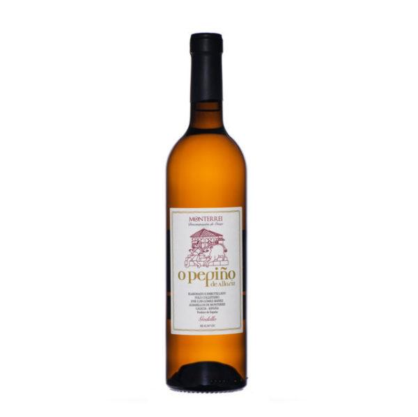 Garrafa de vinho Godello O Pepiño D.O. Monterrei compre em nossa loja gourmet online